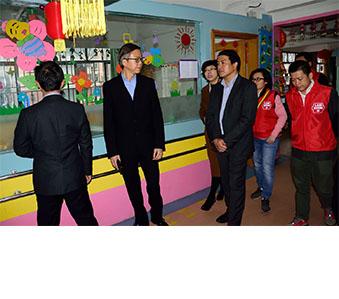 「點滴心意,愛心傳遞」深圳南順油脂愛心捐贈公益行動,探訪深圳社會福利中心之兒童院