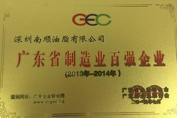 Shenzhen Lam Soon Edible Oils Company Limited