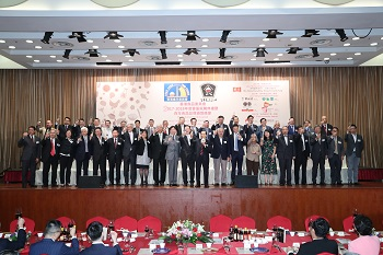 由香港食品委員會主辦之2017百年食品品牌頒獎禮美玫牌-「百年食品品牌」